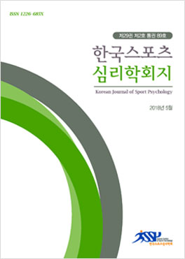 Korean Journal of Sport Psychology